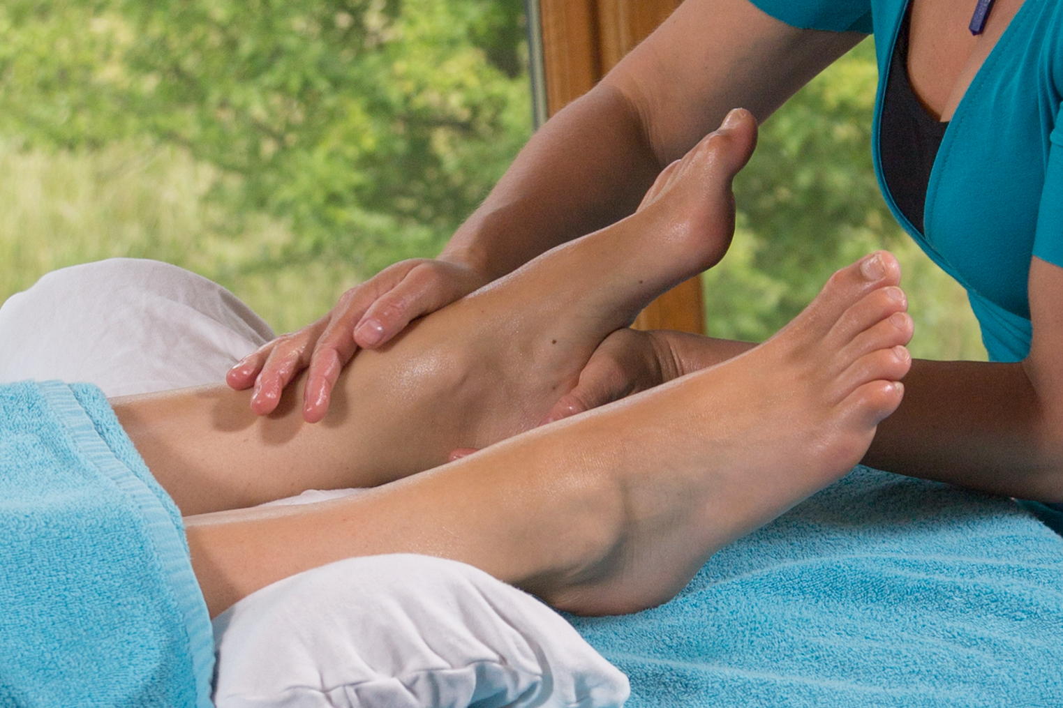 Fertility Reflexology